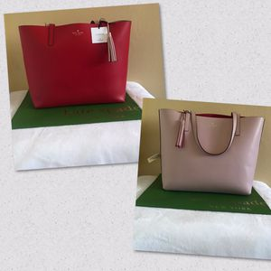 NEW Kate Spade Lakeland Drive Marina Reversible Tote for Sale in Upland, CA
