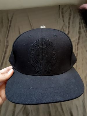 Chrome Hearts Black Hat for Sale in South Gate, CA