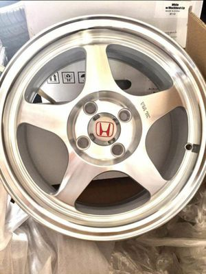"""15"""" New MST Wheels, Rims. 4x100 for Sale in Bell Gardens, CA"""