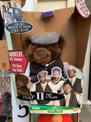 Boys 2 Men Teddy Bear for Sale in Dublin, OH