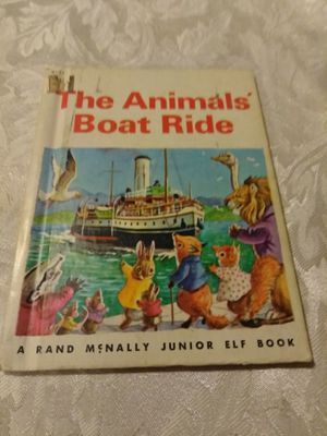 Vintage book The boat ride for Sale in Everett, WA