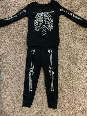 Skeleton PJ's or costume for Sale in Fort Belvoir, VA