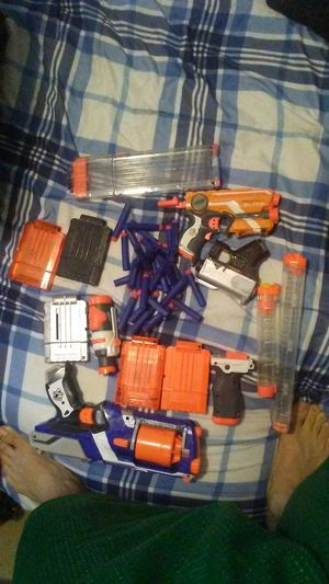 Nerf guns and items for Sale in Kissimmee, FL