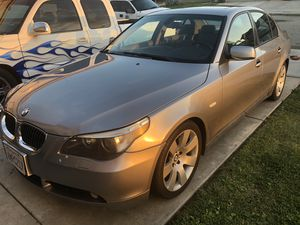 2007 BMW 530i for Sale in Winchester, CA