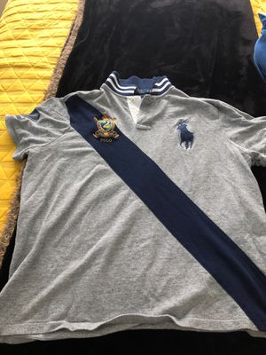 Polo Ralph Lauren button up shirt for Sale in Germantown, MD