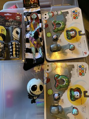 Nightmare before Christmas collectibles and for Sale in Pflugerville, TX