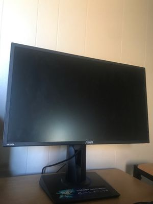 """ASUS 24"""" LED FHD Monitor for Sale in Cypress, CA"""