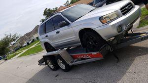 Subaru forester 2004 for Sale in Davenport, FL