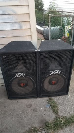 DJ speakers for Sale in Cicero, IL