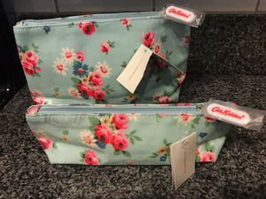 Cath Kidston pencil case and cosmetic bag for Sale in Apex, NC