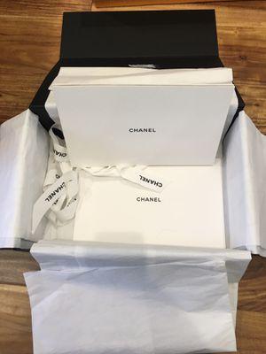 Two Chanel black box for Sale in San Mateo, CA