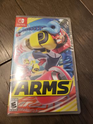 ARMS (Nintendo Switch, 2017) NEW/SEALED! for Sale in Denver, CO