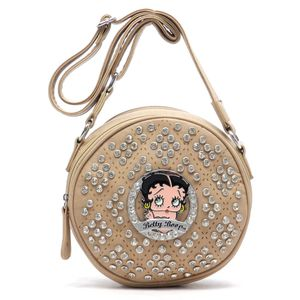 Betty Boop - Taupe Messenger Bag for Sale in Los Angeles, CA