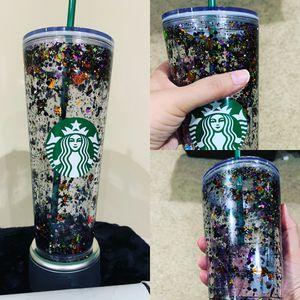 Glitter Starbucks tumbler for Sale in Wichita, KS