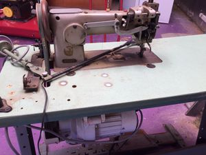 Leather sewing machine for Sale in Weston, WV