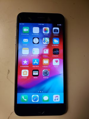 Iphone 6 plus from ATT clean emei for Sale in Burbank, CA