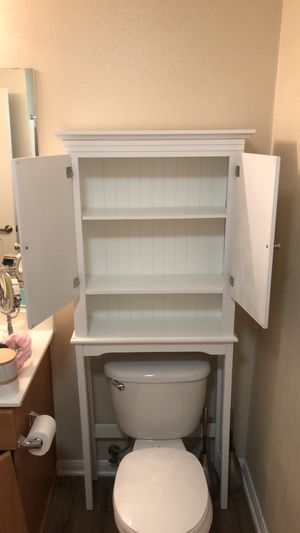 Bathroom Storage Unit (over toilet) for Sale in Los Angeles, CA