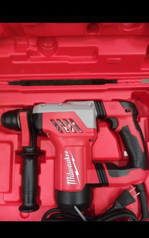 MILWUAKEE CORDED ROTARY HAMMER NEW for Sale in San Bernardino, CA