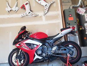 2007 gsxr 600 for Sale in Tacoma, WA
