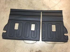 Genuine OEM Subaru Impreza Crosstrek rear seat back protector for Sale in Redmond, WA