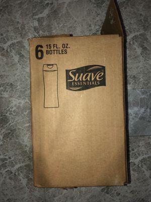 Box of 6 Suave Shampoo + 3 more Suave Shampoo for Sale in Springfield, MA