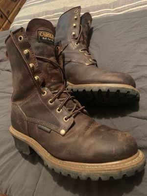 Carolina work boots for Sale in Cleveland, OH