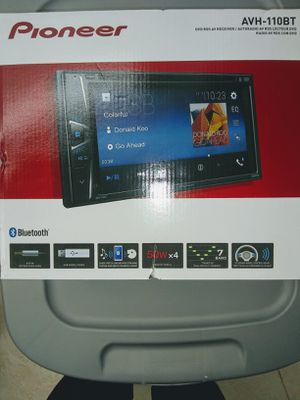 """Pioneer 6.2"""" Double-DIN In-Dash DVD Receiver for Sale in PT CHARLOTTE, FL"""