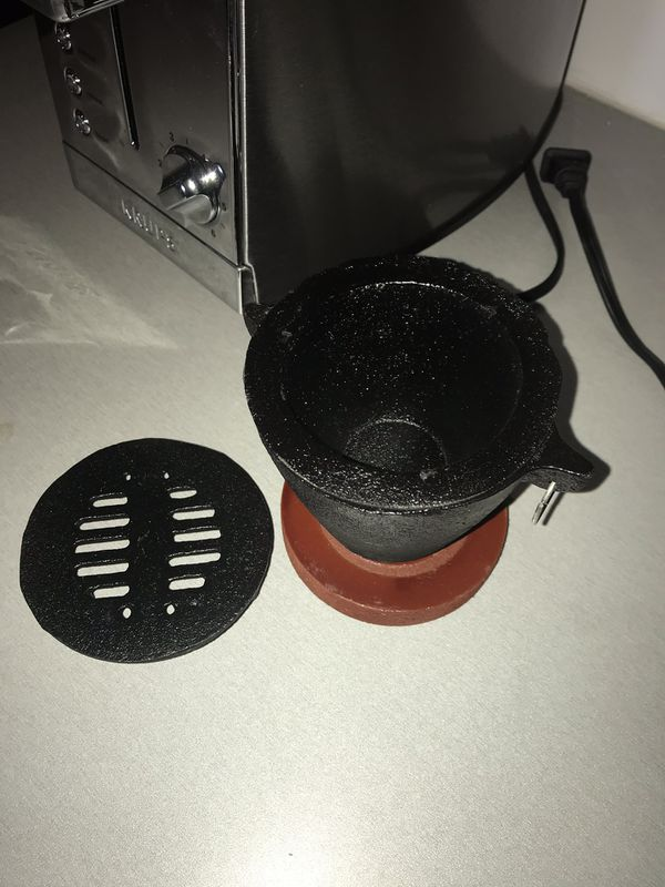 Mini Hibachi Grill Set