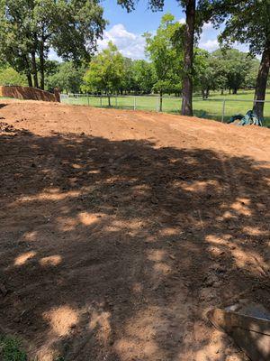 Skid Steer/Bobcat Work: Grading, Gravel, Dirt work etc. for Sale in Grand Prairie, TX