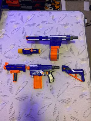 Nerf Gun (2x) for Sale in Dublin, CA