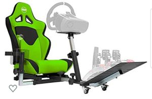 Racing stand simulator for Logitech kit for Sale in Lorain, OH