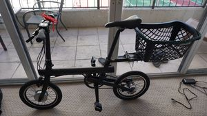 Xioami qicycle folding electric bike / electric bicycle for Sale in Miami, FL