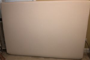 Full Size Memory Foam Mattress & Box Spring for Sale in Alpharetta, GA