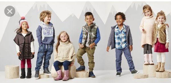 Kmart kids clothes all sizes