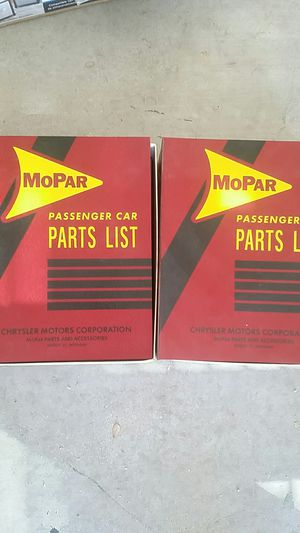 Vintage Mopar drinking glasses new for Sale in Waddell, AZ