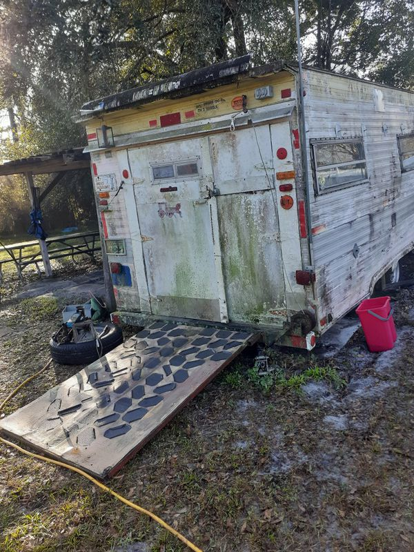5th wheel/ATV hauler and more