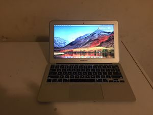 MacBook Air 2015 4GB Ram 128 solid state hard drive for Sale in Philadelphia, PA