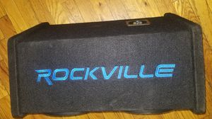 Rockville car subwoofer for Sale in New York, NY