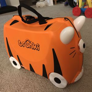 Trunki - Ride on suitcase for Sale in Bethesda, MD