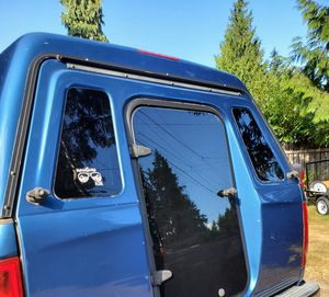 Canopy for a Dodge truck.. 6ft 8 long for Sale in Bonney Lake, WA
