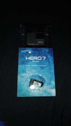 Gopro 7 with everything in pic for Sale in Rowlett, TX