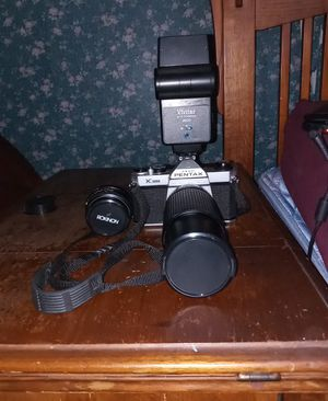Pentax film camera k1000 for Sale in Southbridge, MA