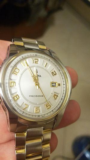 bulova precisionist watch white face for Sale in West Palm Beach, FL