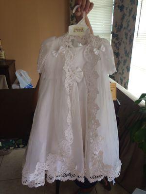 Baptism girls dress for Sale in Orlando, FL