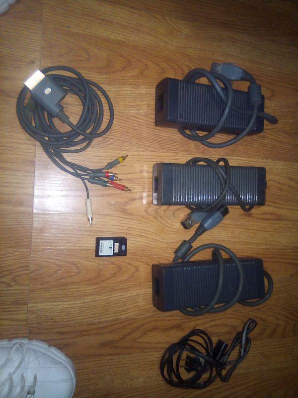 XBOX 360 Equipment