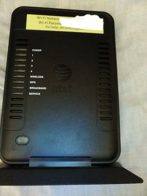 At&t Netgear modem/router for Sale in Rogers, AR