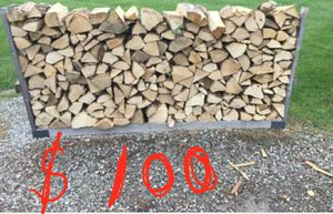 Firewood Face Cord Delivered for Sale in New Boston, MI