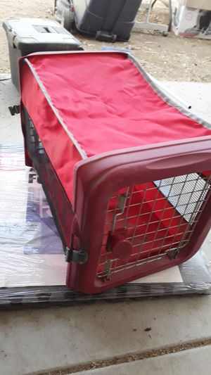 Collapsible dog crate for Sale in Homeland, CA