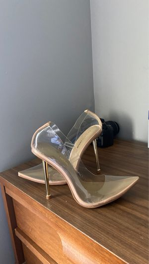 Clear Point Toe Heels for Sale in Lanham, MD