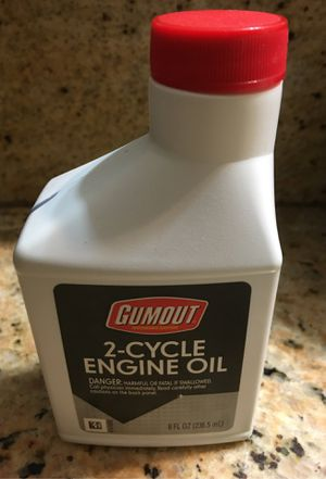 2-Cycle Engine Oil, *Moving-must sell* for Sale in Boca Raton, FL